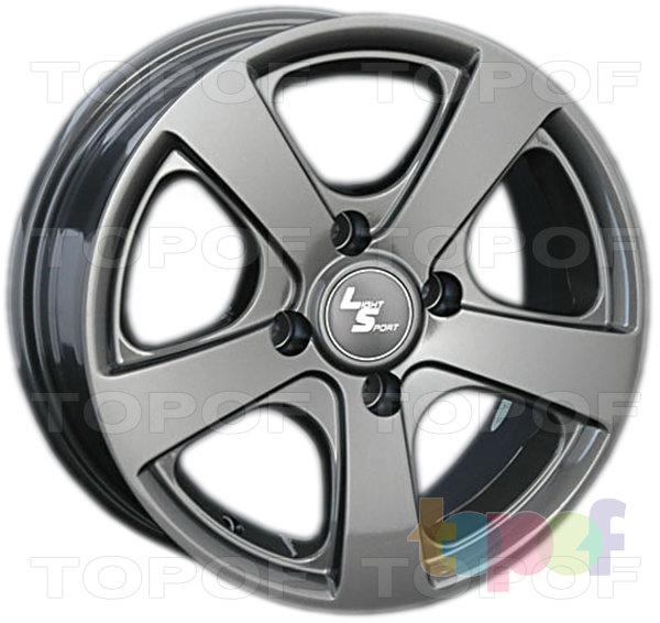 Колесные диски LS wheels LS255. GM