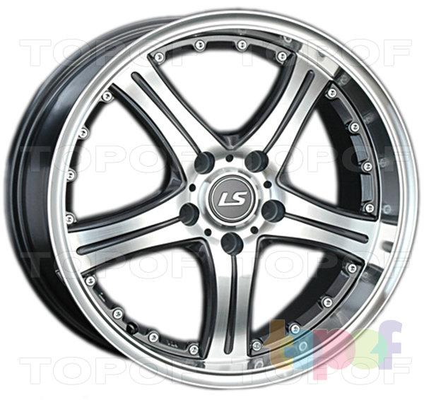 Колесные диски LS wheels LS322