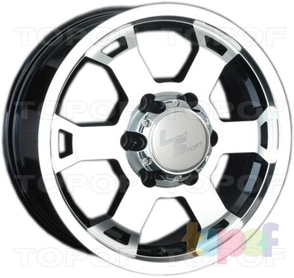 Колесные диски LS wheels LS326