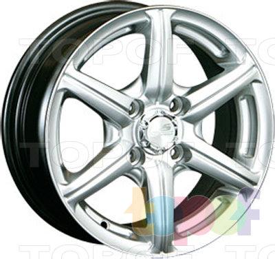 Колесные диски LS wheels NG051. Изображение модели #1