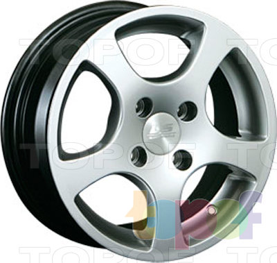 Колесные диски LS wheels NG063. Изображение модели #1