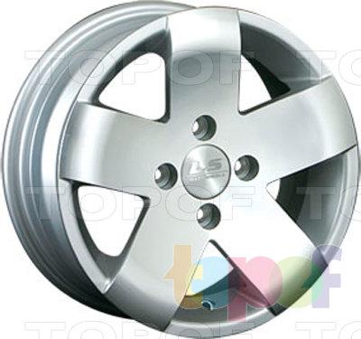 Колесные диски LS wheels NG133. Изображение модели #1
