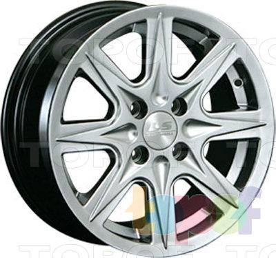Колесные диски LS wheels NG135. Изображение модели #1