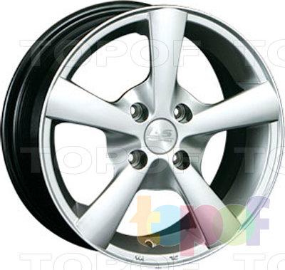 Колесные диски LS wheels NG210. Изображение модели #1