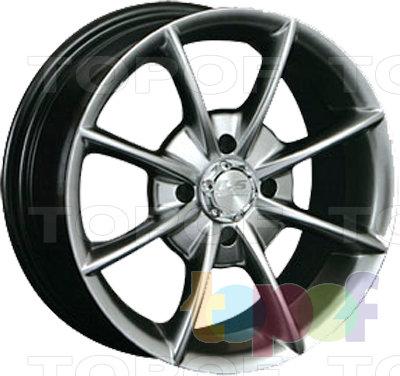 Колесные диски LS wheels NG217. Изображение модели #1