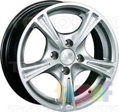 Колесные диски LS wheels NG232. Изображение модели #1
