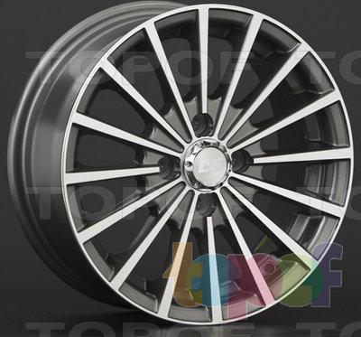 Колесные диски LS wheels NG241. Изображение модели #1