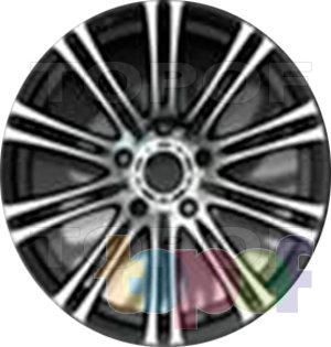 Колесные диски LS wheels NG271. Изображение модели #1