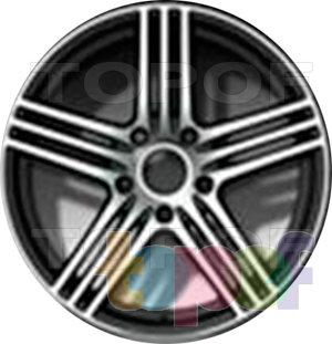 Колесные диски LS wheels NG277. Изображение модели #1