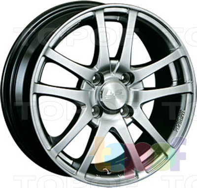 Колесные диски LS wheels NG450. Изображение модели #1