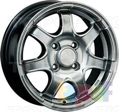 Колесные диски LS wheels NG453. Изображение модели #1