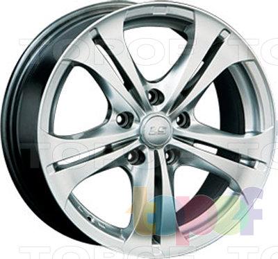 Колесные диски LS wheels NG680. Изображение модели #1