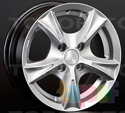 Колесные диски LS wheels NG683. Изображение модели #1