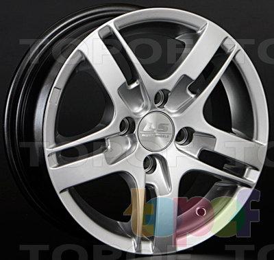 Колесные диски LS wheels NG702. Изображение модели #1