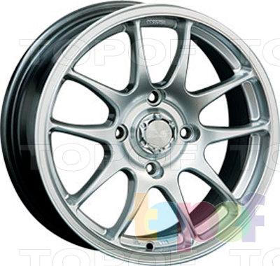 Колесные диски LS wheels NG804. Изображение модели #1