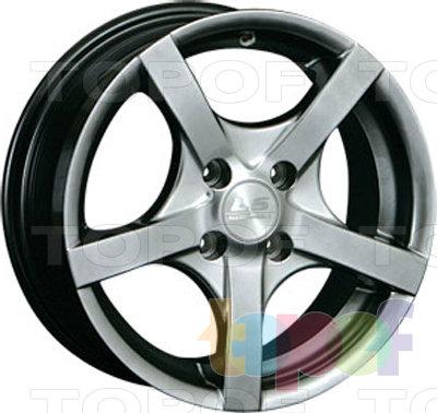 Колесные диски LS wheels NG806. Изображение модели #1