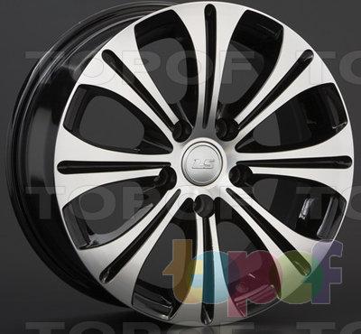 Колесные диски LS wheels P1049. Изображение модели #1
