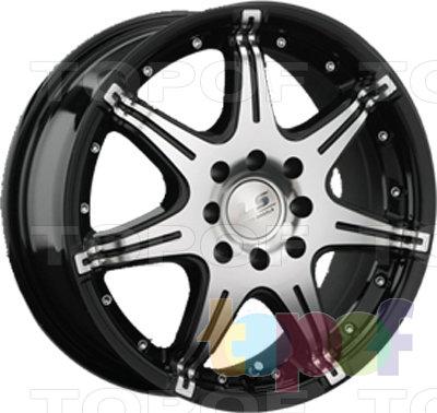 Колесные диски LS wheels P1069
