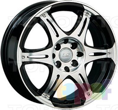 Колесные диски LS wheels P1070. Изображение модели #1
