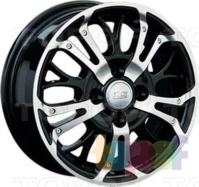 Колесные диски LS wheels P1148. Изображение модели #1
