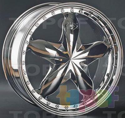 Колесные диски LS wheels P441
