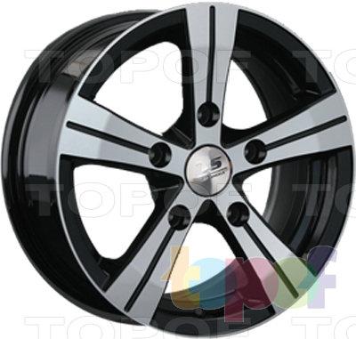Колесные диски LS wheels P8084. Изображение модели #1