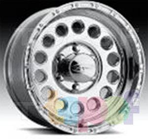 Колесные диски LS wheels Rock Crusher. Изображение модели #1