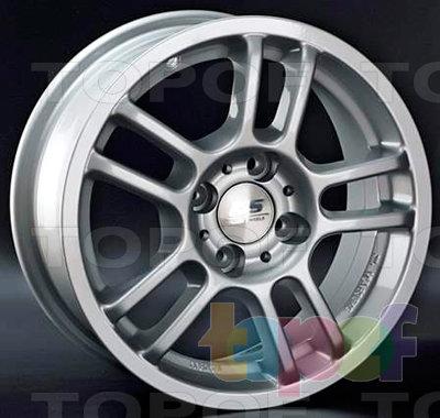 Колесные диски LS wheels T066. Изображение модели #1