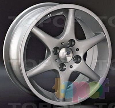 Колесные диски LS wheels T078. Изображение модели #1