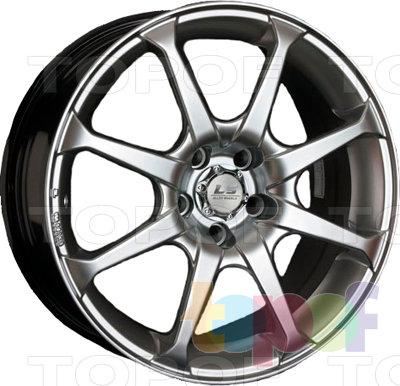 Колесные диски LS wheels T093. Изображение модели #1