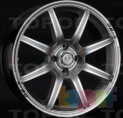 Колесные диски LS wheels T117. Изображение модели #1