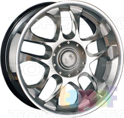 Колесные диски LS wheels T130. Изображение модели #1