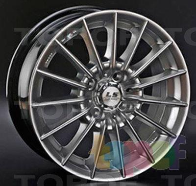 Колесные диски LS wheels T145. Изображение модели #1