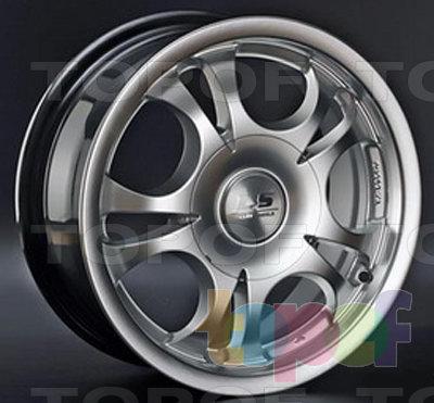 Колесные диски LS wheels T154. Изображение модели #1