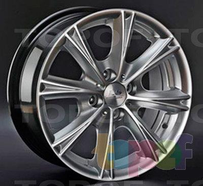 Колесные диски LS wheels T197. Изображение модели #1
