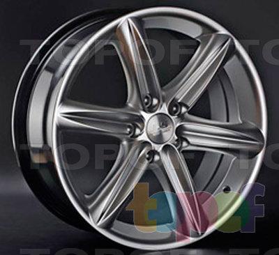 Колесные диски LS wheels T198. Изображение модели #1