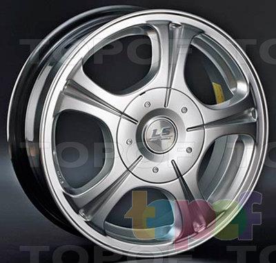 Колесные диски LS wheels T211. Изображение модели #1