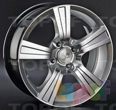 Колесные диски LS wheels T219. Изображение модели #1