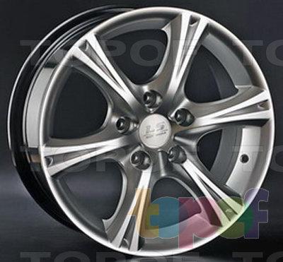 Колесные диски LS wheels T224. Изображение модели #1