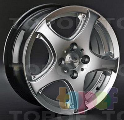 Колесные диски LS wheels T243. Изображение модели #1