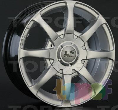 Колесные диски LS wheels T248. Изображение модели #1