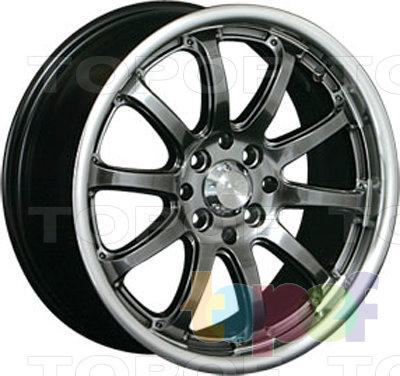 Колесные диски LS wheels TS410. Изображение модели #1