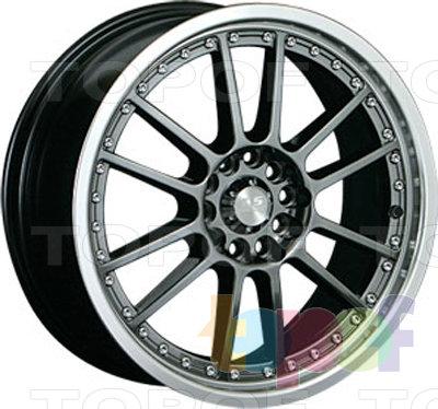 Колесные диски LS wheels TS412. Изображение модели #1