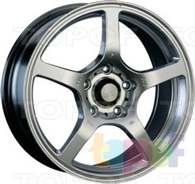 Колесные диски LS wheels TS414. Изображение модели #1