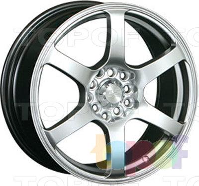 Колесные диски LS wheels TS417. Изображение модели #1