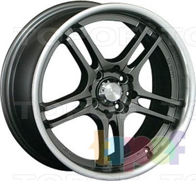 Колесные диски LS wheels TS420. Изображение модели #1