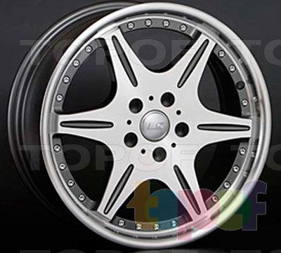 Колесные диски LS wheels TS426. Изображение модели #1