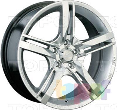 Колесные диски LS wheels TS433. Изображение модели #1