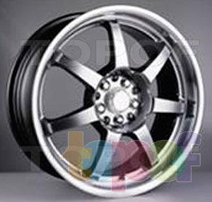 Колесные диски LS wheels TS436. Изображение модели #1