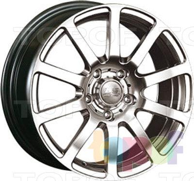 Колесные диски LS wheels TS438